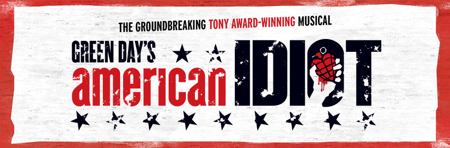 American Idiot promotional poster