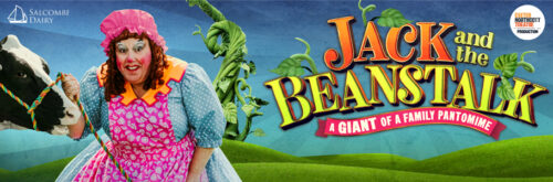 Jack and the Beanstalk promotional poster