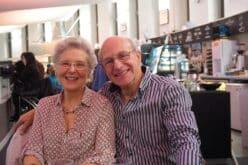 Photo of Keith and Christine Rowbottom