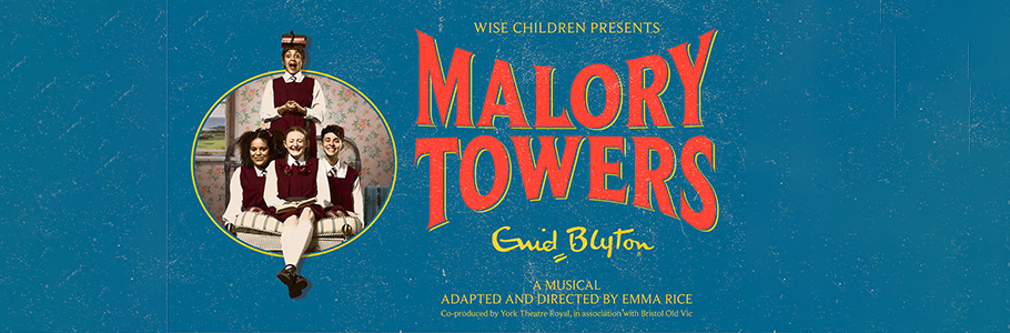 Malory Towers promotional poster