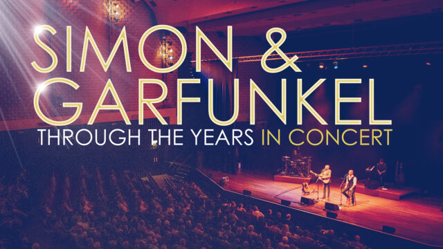 Simon & Garfunkel through the years in Concert