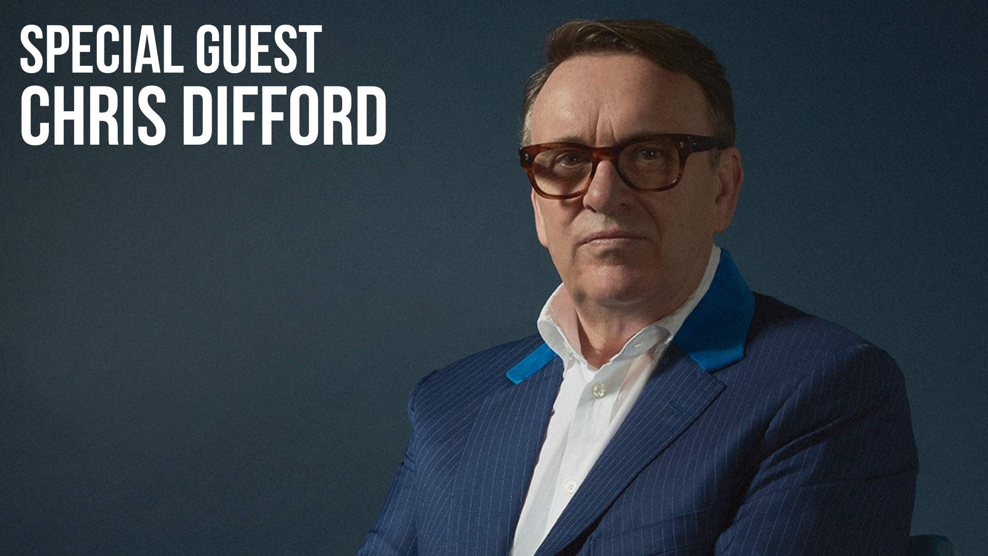 Special Guest Chris Difford