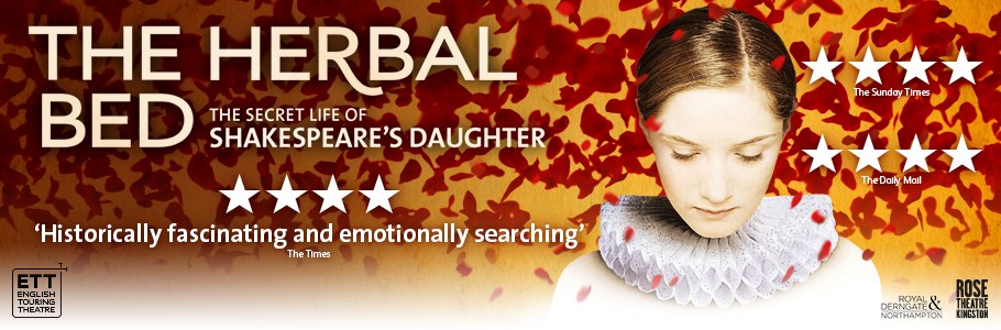 The Herbal Bed promotional poster