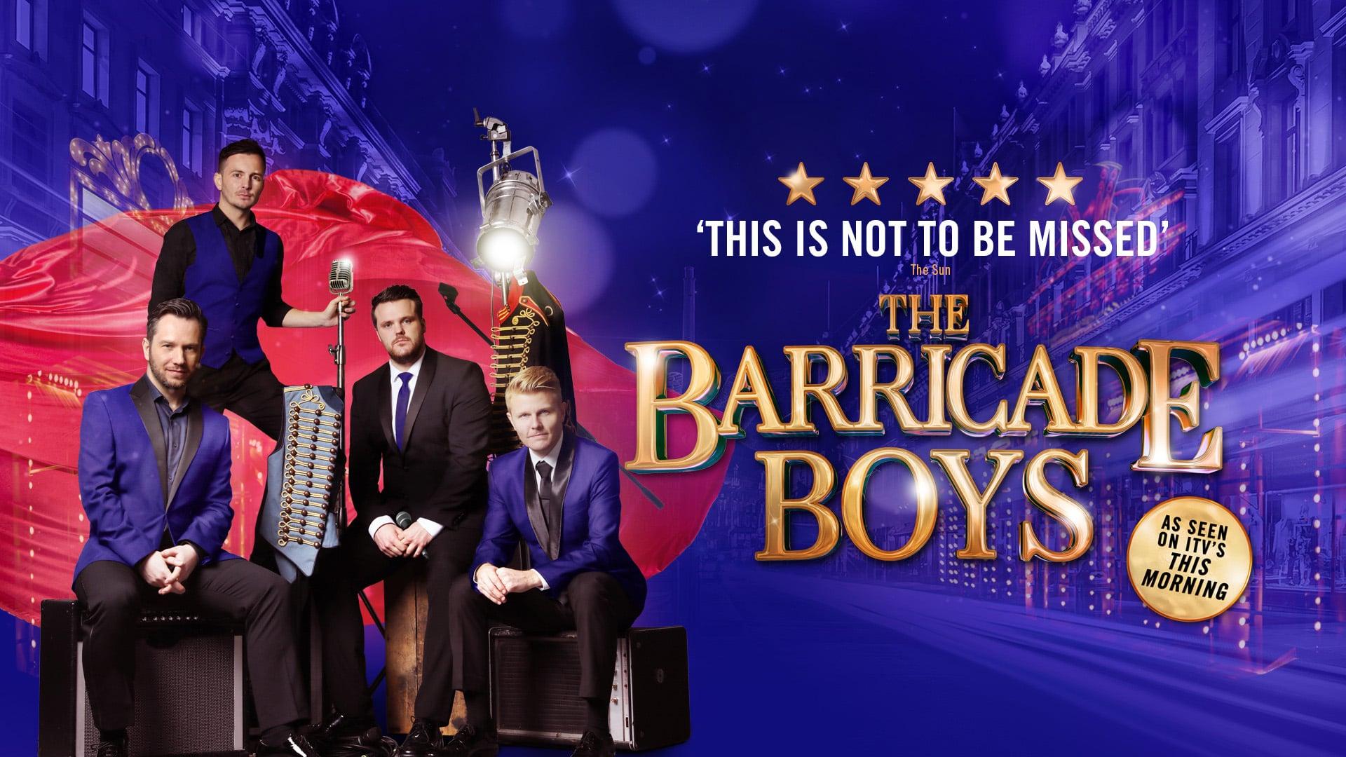 Barricade Boys promotional image