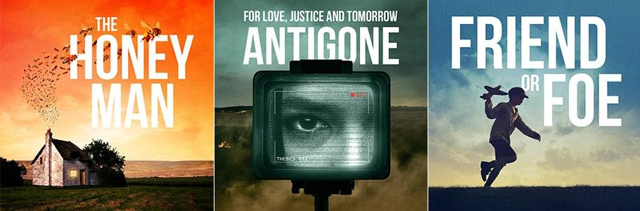 The Honey Man - Antigone - Friend or Foe promotional images