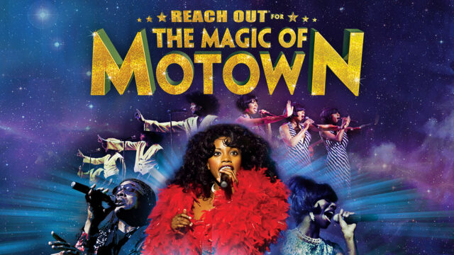 -- Reach Out -- The Magic of Motown promotional image