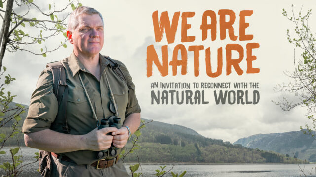 Promotional image for Ray Mears: We Are Nature