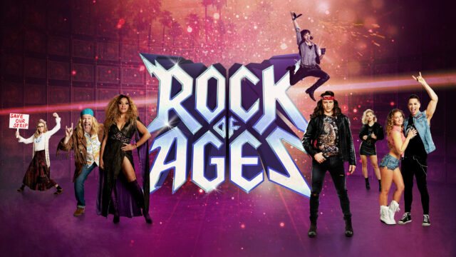 Rock of Ages title treatment