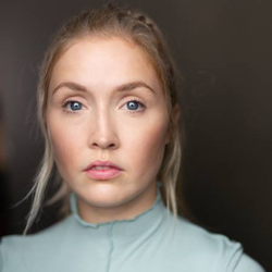 Headshot of April Hughes