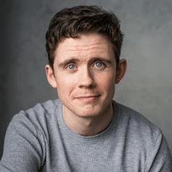 Headshot of Sean Carey
