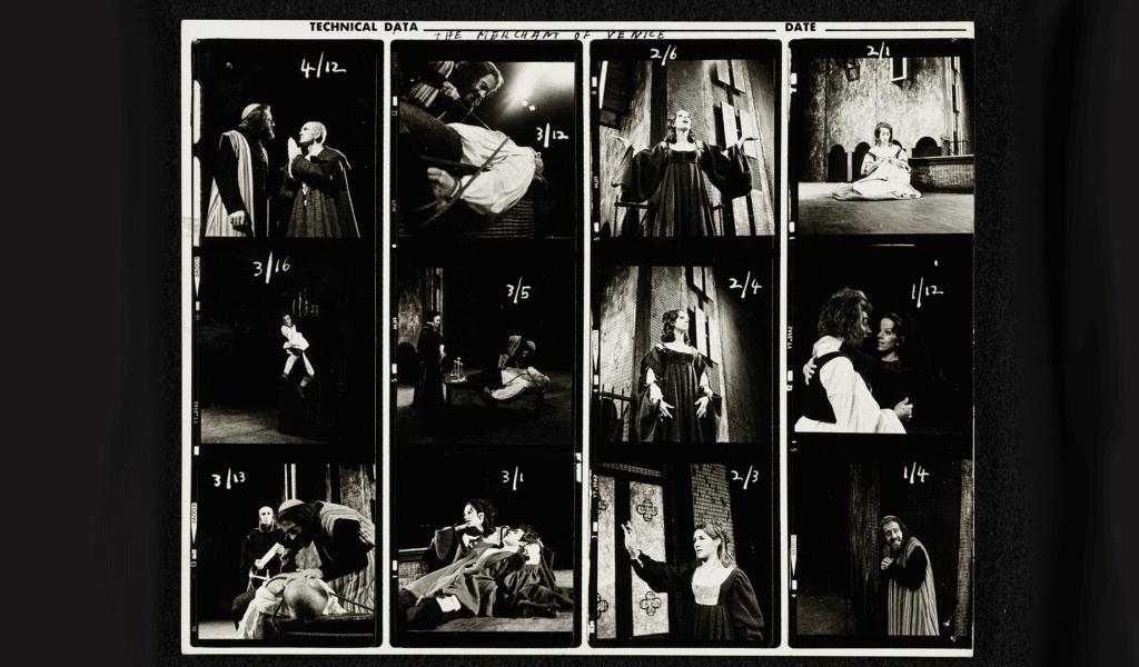Photoset from The Merchant of Venice, November 1967