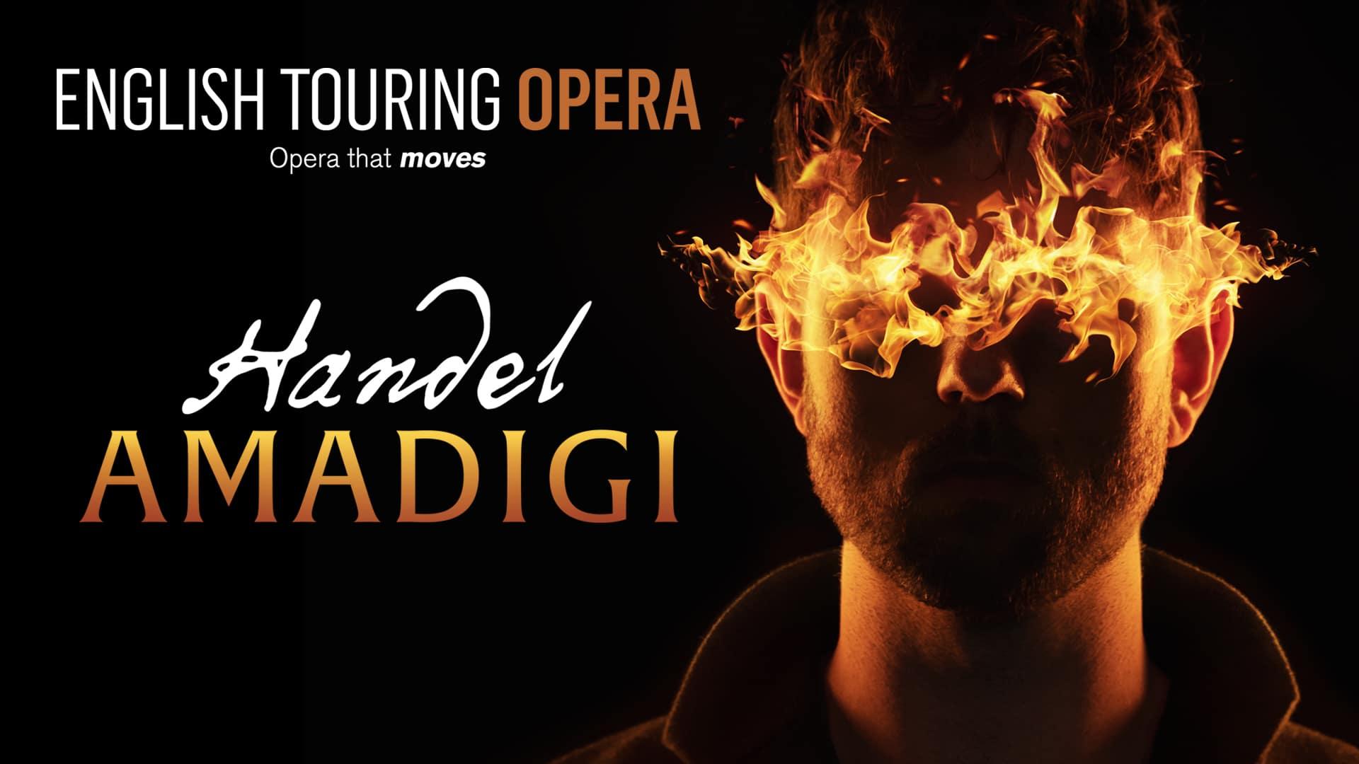 English Touring Opera: Amadigi by Handel