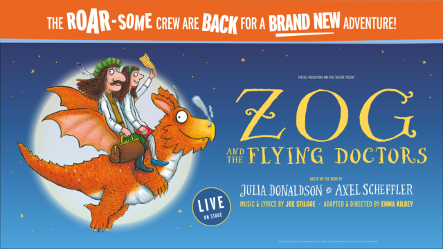 Zog and the Flying Doctor