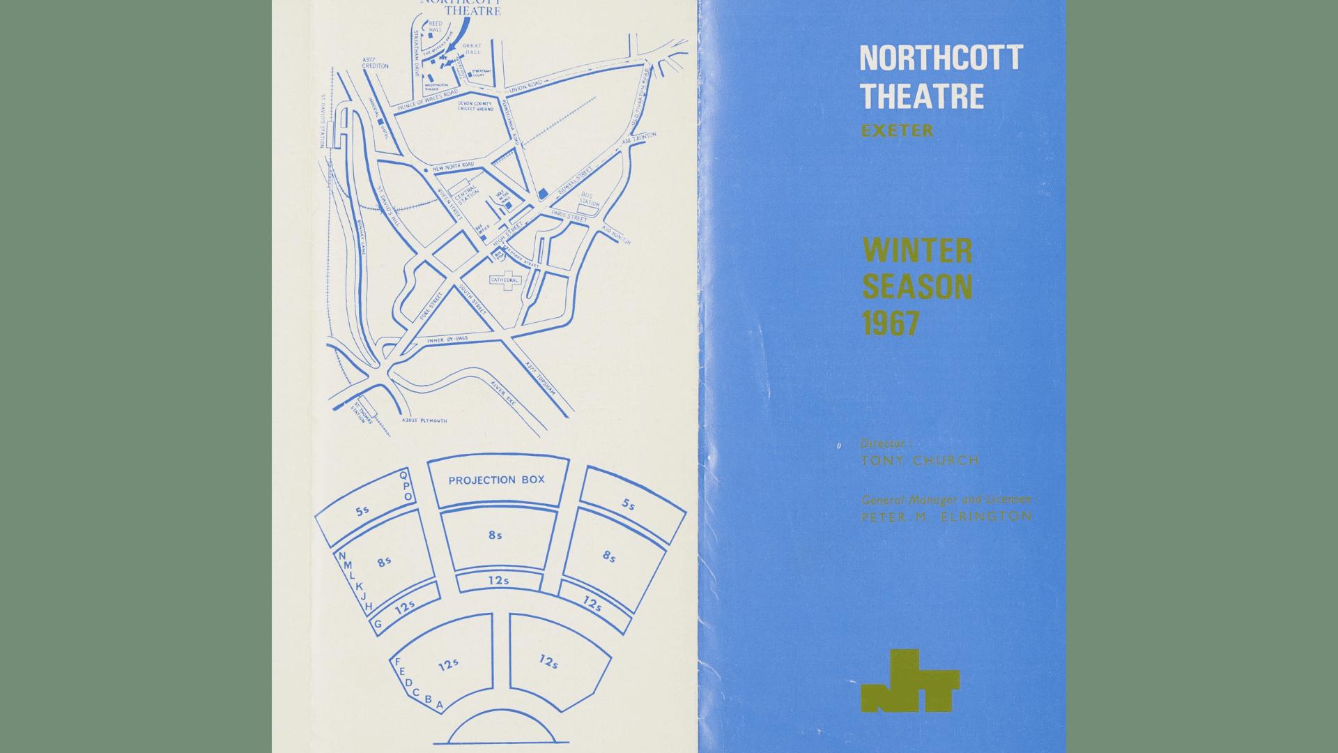 Image of the first Northcott Calendar